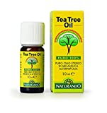NATURANDO Srl Puro Aceite De Árbol De Té (Melaleuca Alternifolia), Árbol Del Té, 10 Mililitro