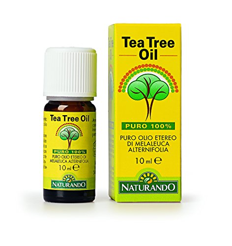Naturando 46322 Tea Tree Oil Naturando - 10 ml