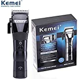 Best Cordless Barber Clippers - Men's Electric Powerful Cordless Styling Tools Hair Clipper Review