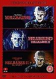 Hellraiser The Iconic Horror Trilogy (3 Film Collection) [Edizione: Regno Unito]...