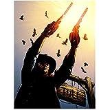 chtshjdtb Der dunkle Turm Revolverheld Stephen King Kunst