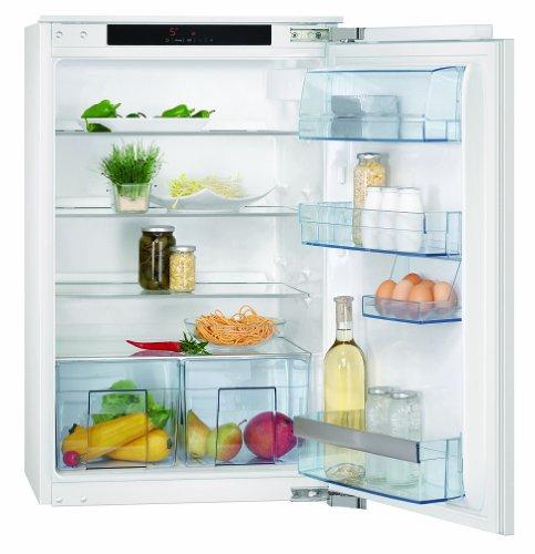 AEG SANTO SKS68800F0 Einbau-Kühlschrank/A++ / Kühlen: 155 L/weiß/Festtürtechnik/LC-Display