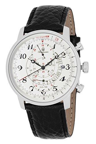 Burgmeister reloj de caballero de cuarzo Temecula, BM541-112