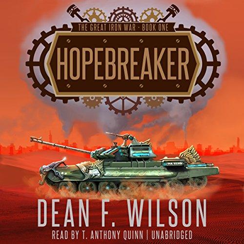 Hopebreaker cover art