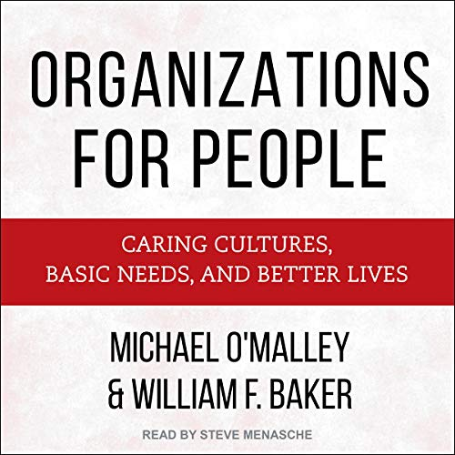 Organizations for People cover art