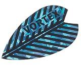 GamePoint 30 Stück Blau schwarz Vortex Flight 803702a