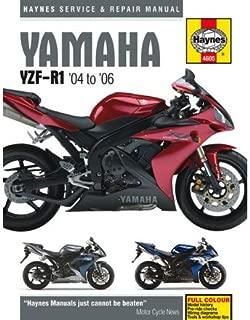 Best yamaha r1 2004 manual Reviews