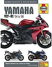 04-06 YAMAHA YZF-R1: Haynes Repair Manual