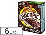 Chocapic Barritas de Cereales - Paquete de 16 x 6 unidades de 25 gr - Total: 2.4 kg