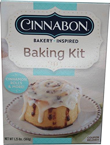 Cinnabon Baking Kit, 1.25 Pound (Pack of 2)