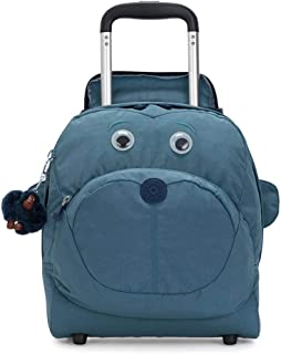 Kipling Nusi Luggage Baltic Aqua