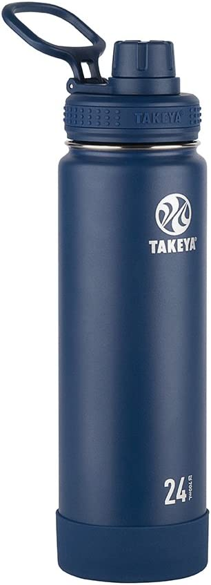 Takeya Actives Insulated Stainless 5 ☆ popular Steel Bottle Manufacturer OFFicial shop Water with Spout
