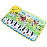 All-Purpose Klaviermatte, Multifunktionale Musikmatte, Baby-Krabbelmatte, Lernspielzeug-Lerndecke Für Kinder 60 * 37