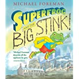 Superfrog and the Big Stink (English Edition)