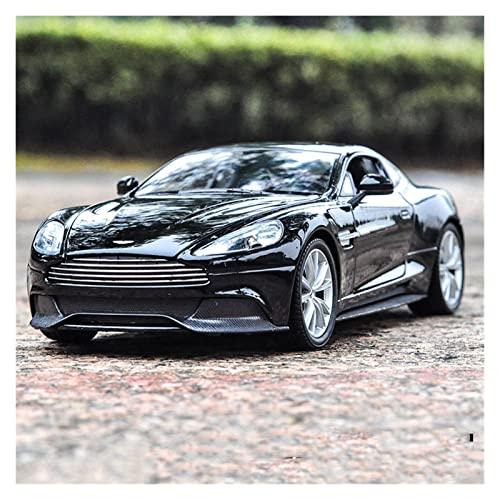 PCTHMLL Modellini Auto Modelli di Auto 1:24 Collezione Regalo Back Force Pressofusa per Aston per Martin V12 Modellini Auto Epoca ( Color : 1 )