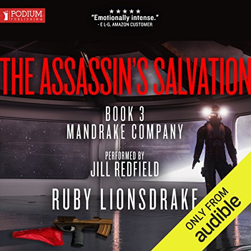 The Assassin's Salvation audiobook cover art
