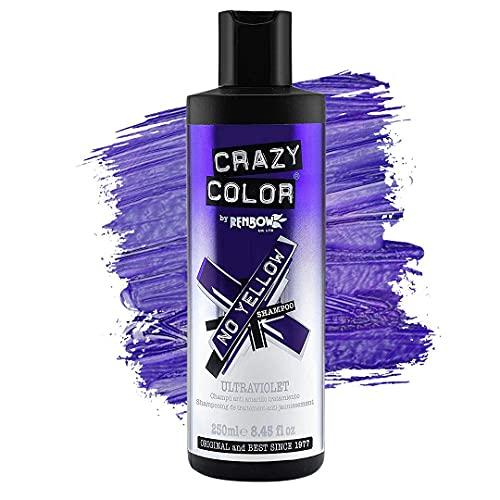 Crazy Color Shampooing pour cheveux colorés 297 ml