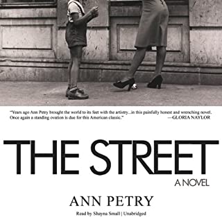 The Street audiobook cover art