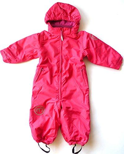 MINYMO Schneeanzug Skianzug Thunder 31 104, pink
