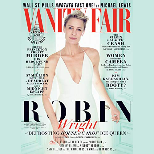 Vanity Fair: January - April 2015 Issue cover art
