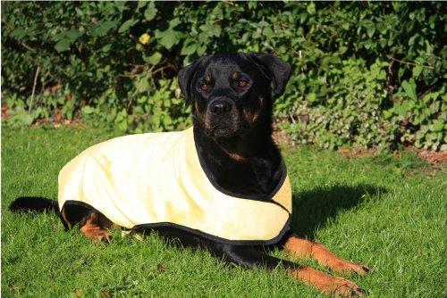 Prestige Cool Manteau pour Chien Taille XL (Jaune)