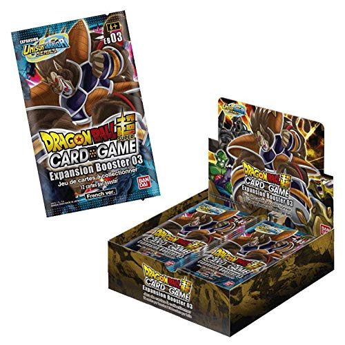 608989 - DRAGON BALL SUPER JCC - Booster Expansion - Booster 03 x24 (PlayStation 4)