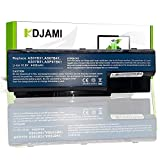 KDJAMI Batterie AS07B31 AS07B32 AS07B41 AS07B42 AS07B51 AS07B52 AS07B61 AS07B71 JDW50 Batterie pour Acer/eMachines/Packard Bell...