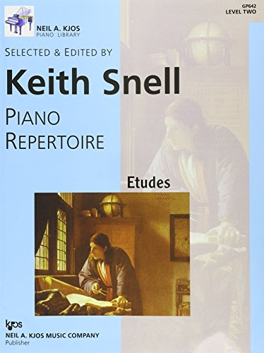GP642 - Piano Repertoire - Etudes - Level 2