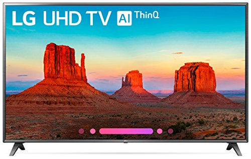 LG Electronics 86UK6570 86-Inch 4K Ultra HD Smart LED TV (2018 Model)