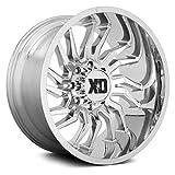 XD Series XD858 Tension 22x10 6x135-18mm Chrome Wheel Rim 22' Inch