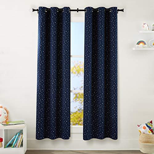 Amazon Basics Kids Room Curtain Set