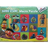 Diset Macro Puzzle Barrio Stsamo