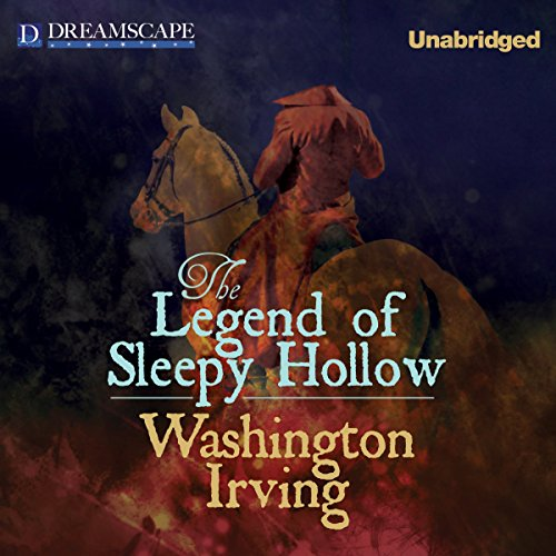 The Legend of Sleepy Hollow audiobook cover art