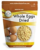 Judee's Whole Egg Powder (11 oz)(Non-GMO, Pasteurized, Made in USA, 1 Ingredient no additives, Produced from the Freshest of Eggs)(45 lb Bulk Size Available)