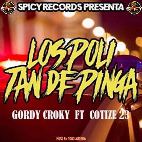 Gordy Croky
