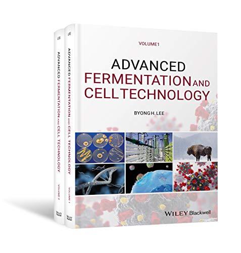 Advanced Fermentation and Cell Technology, 2 Volume Set