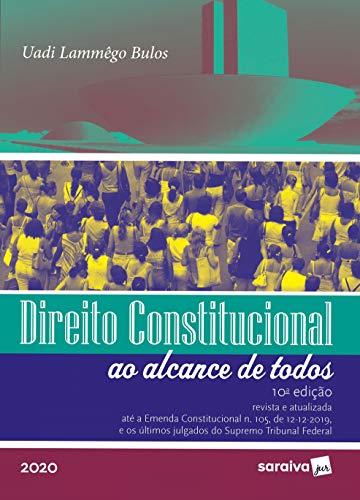 Direito Constitucional ao Alcance de Todos