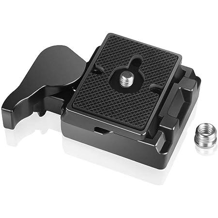 Utebit Kamera Schnellwechselplatte 323 Quick Release Kamera