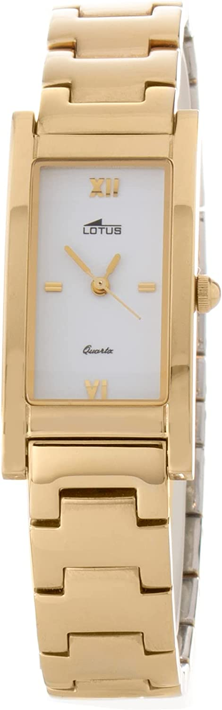 Reloj LOTUS 15203-1 Blanco Mujer