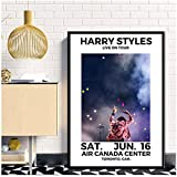 A&D Poster und Drucke Harry Styles World Tour Live Cover