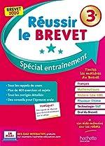 Réussir le BREVET 2020 - Nouveau Brevet 3e d'Isabelle de Lisle