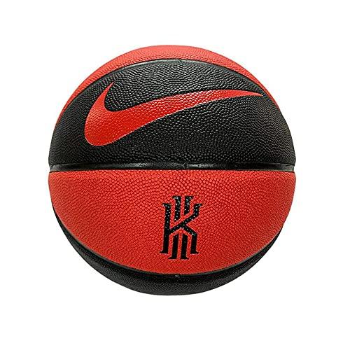 Nike Kyrie Irving Crossover 8P Ball N1003037074; Unisex Basketball Ball; N1003037074_7; Black; 7 EU ( UK)