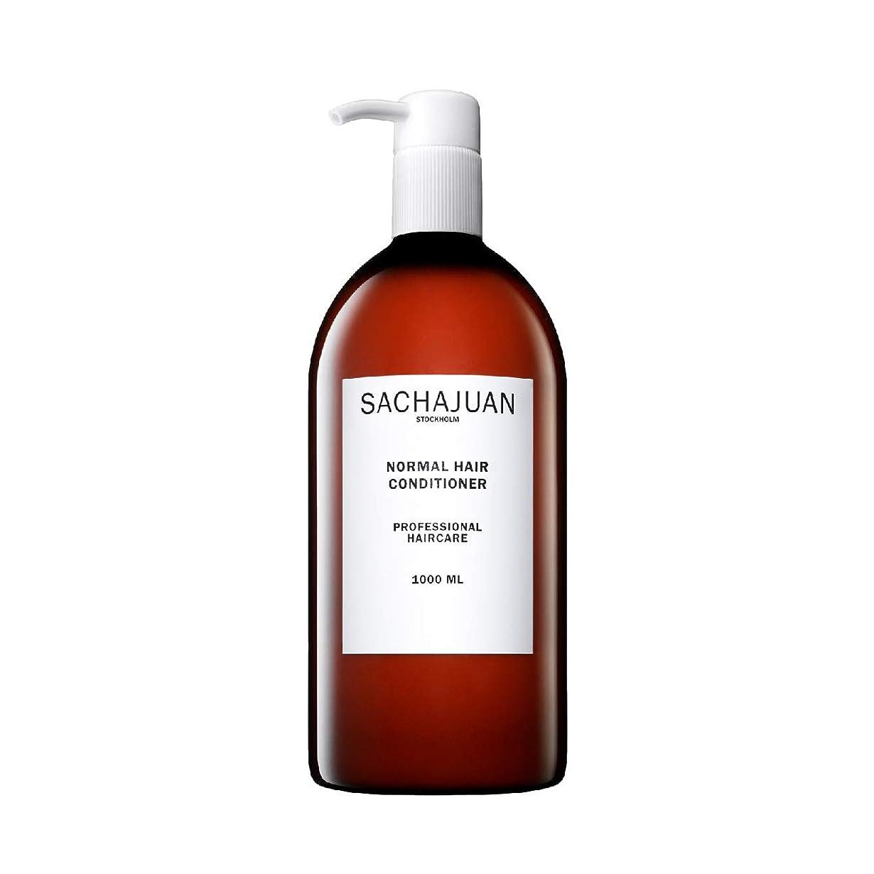 免疫する想起紛争サシャフアン Normal Hair Conditioner 1000ml/33.8oz並行輸入品