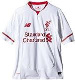 Warrior Sports 2015-2016 Liverpool Away Football Shirt (Kids)