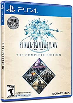 Final Fantasy XIV Online Complete Edition for PS4