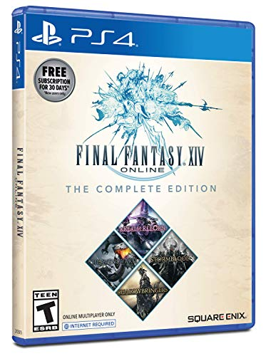 Final Fantasy XIV Online, Complete Edition - PlayStation 4