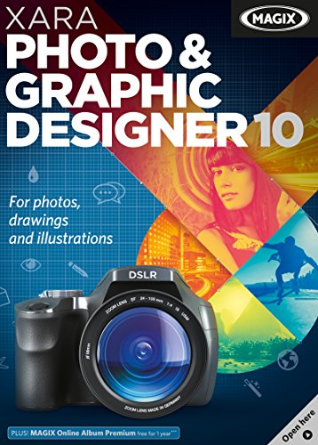 Xara Photo & Graphic Designer 10 [Download]