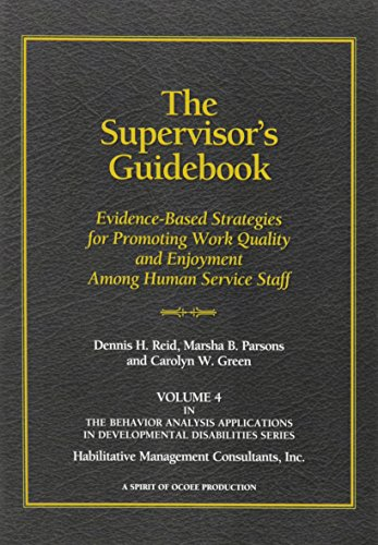 The Supervisor's Guidebook: Evid...