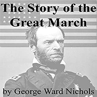 The Story of the Great March audiobook cover art