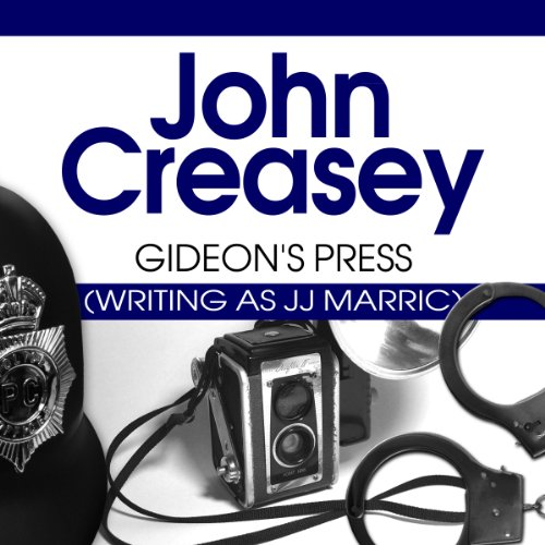 Gideon's Press cover art